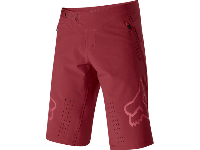 be705e242a Fox Defend Cycling Shorts Men red at Bikester.co.uk